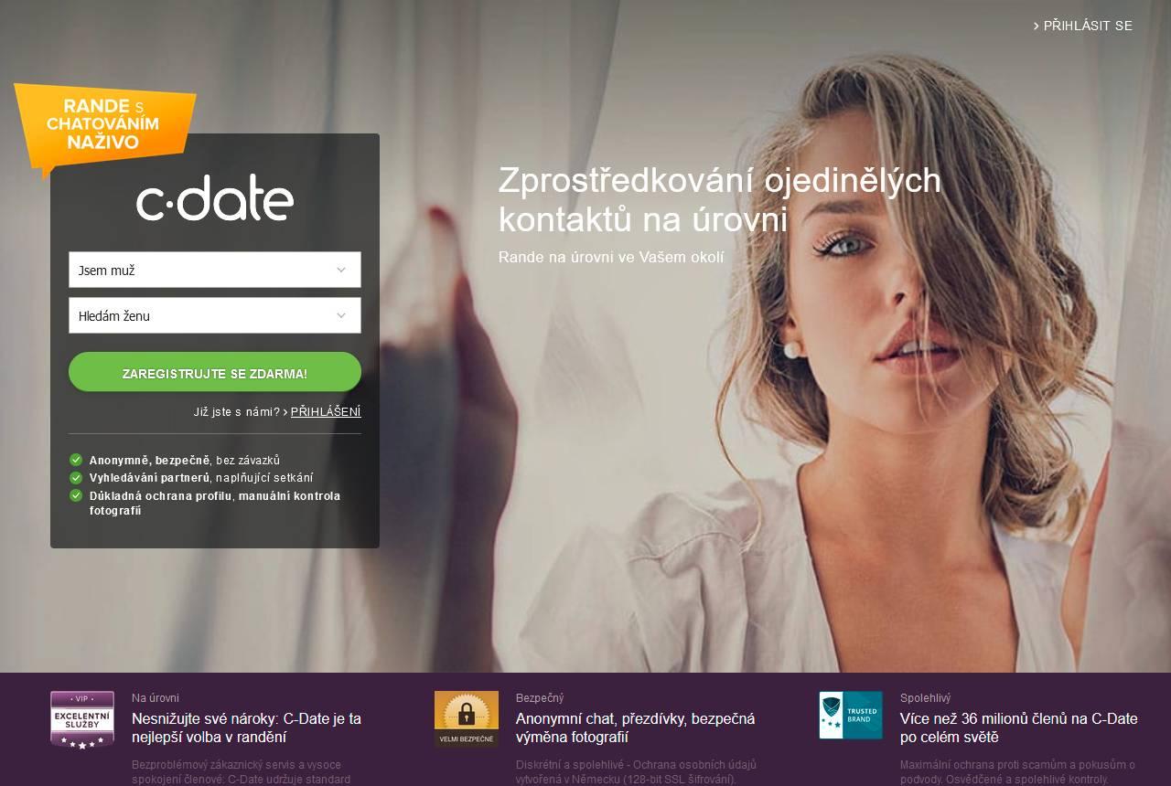 Seznamka c-date.cz