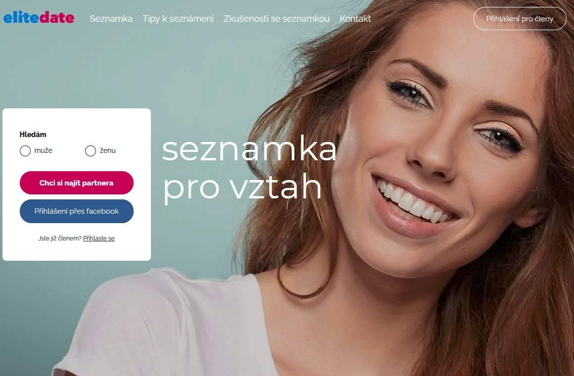 Seznamka elitedate.cz
