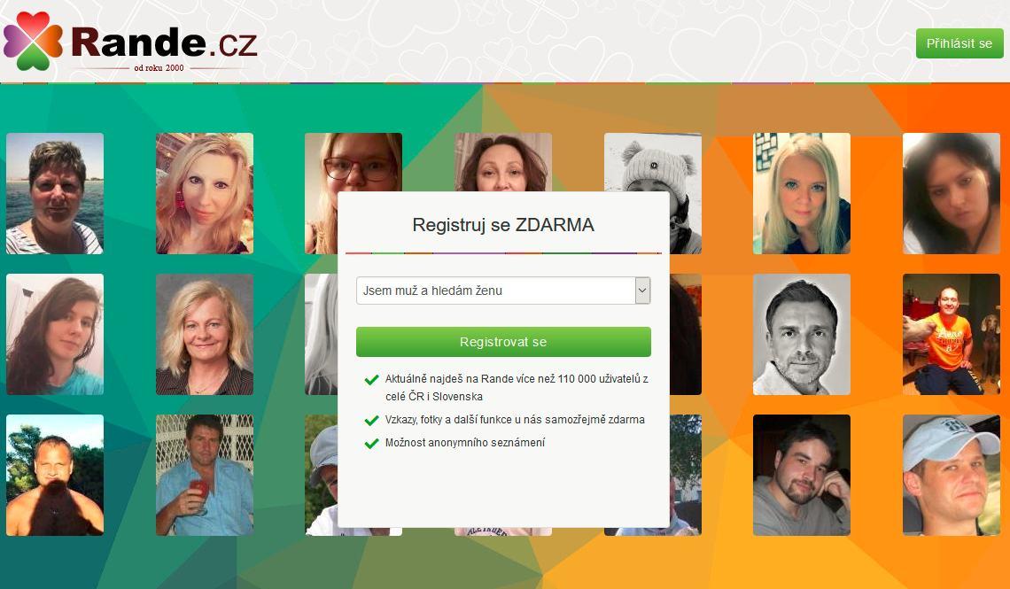 Seznamka rande.cz