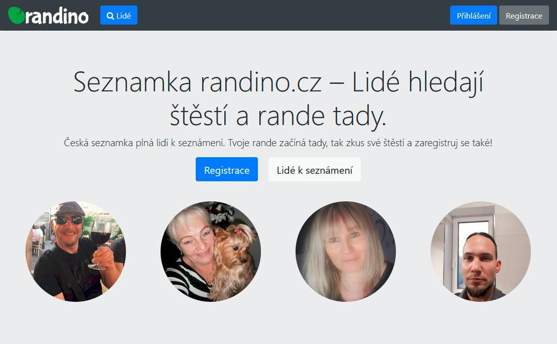 Seznamka randino.cz