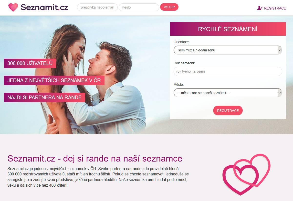 Seznamka seznamit.cz