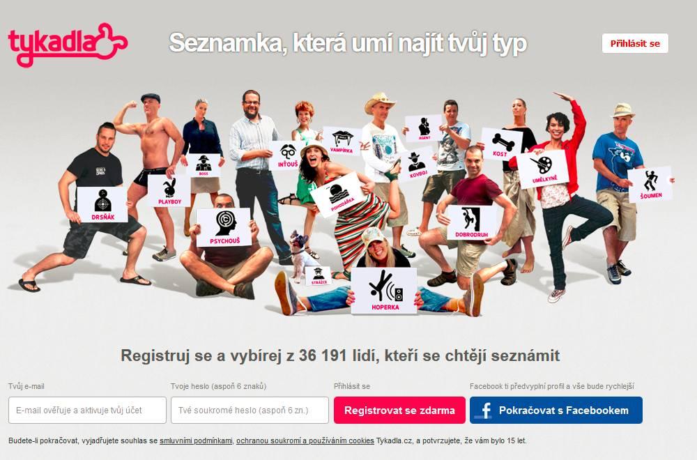 Seznamka tykadla.cz